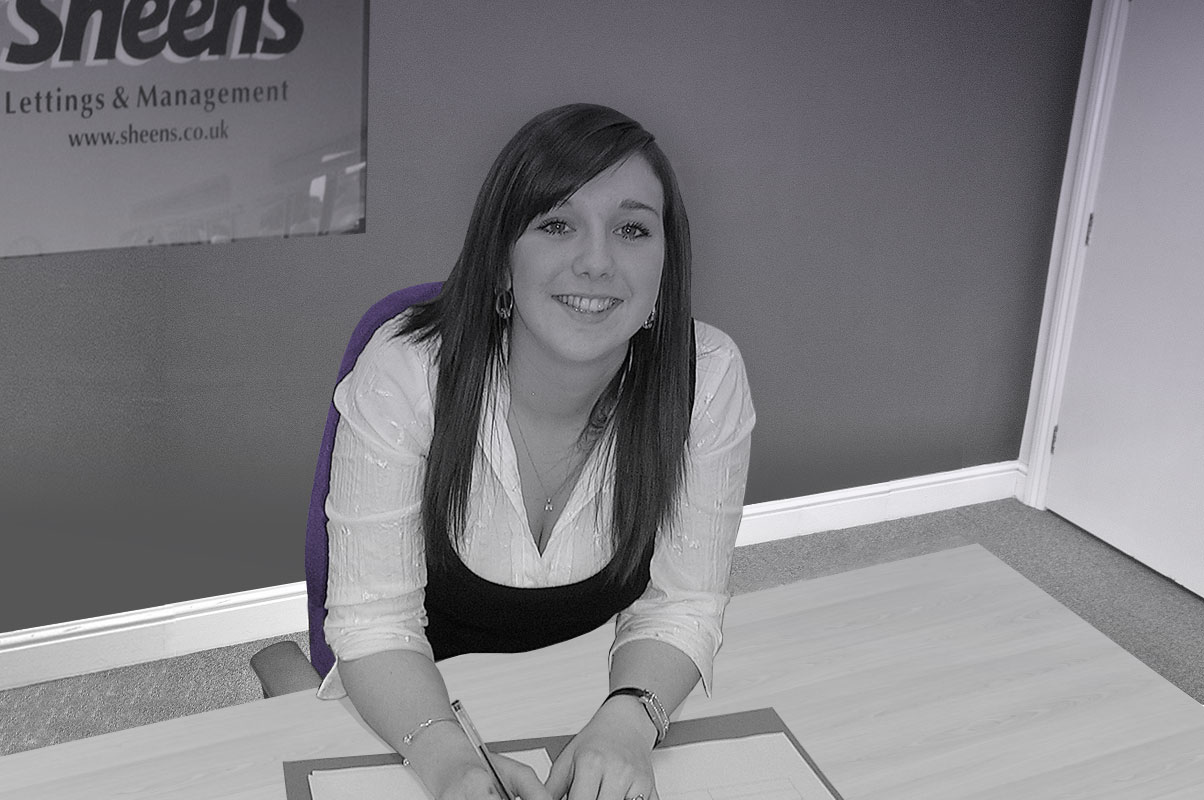 Leanne Pittaway of Sheen's Estate Agents