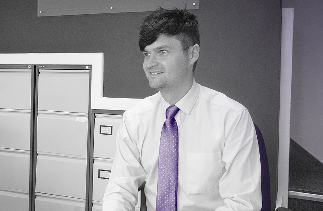 James Eniffer of Sheen's Estate Agents