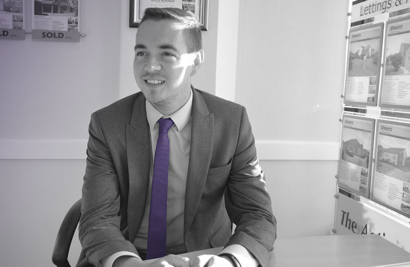 Lee Everitt of Sheen's Estate Agents